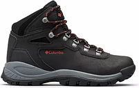 Columbia Women's Newton Ridge  Plus Waterproof Hiking Boot-