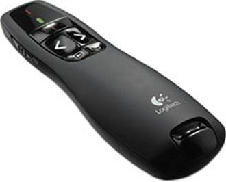 Logitech R400 2.4 GHz Wireless Presenter
