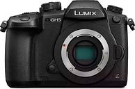 Panasonic Lumix DC-GH5 Mirrorless Micro Four Thirds Camera Body Black