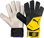 Gants de gardien de but BVB Puma One Grip 4 - Noir