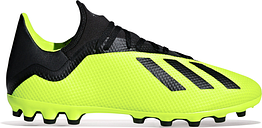 adidas X 18.3 Artificial Ground Football Boots - Yellow