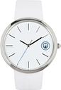 Reloj con correa de piel del Manchester City - Mujer