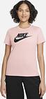 Tee-shirt Nike Sportswear Essential - Rose