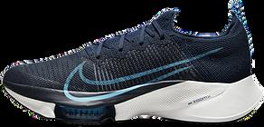 Chaussure de running Nike Air Zoom Tempo NEXT% pour Homme - Bleu