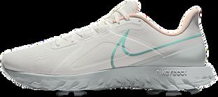 Chaussure de golf Nike React Infinity Pro - Blanc