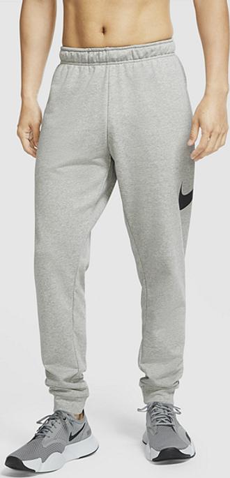 Pantalon de training fuselé Nike Dri-FIT pour Homme - Gris