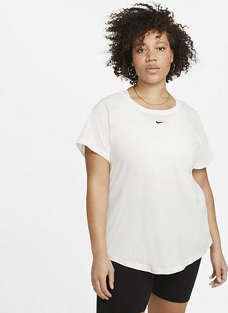 Tee-shirt Nike Sportswear pour Femme (grande taille) - Blanc