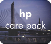 HP Electronic  Care Pack - Extended service agreement Laserjet 23/24xx/p300x - parts and labour - 1 year - on-site