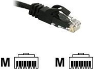 C2G, 30m Cat6 550 MHz Snagless Patch Cable - Black
