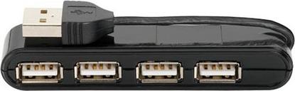 Trust 4 Port Usb2 Mini Hub Hu-4440p