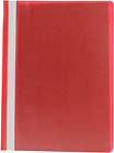 Q Connect Red Project Folders - 25 Pack