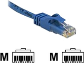 C2G, Cat6 550MHz Snagless Patch Cable Blue, 5m