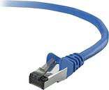 Belkin Cat6 Snagless STP Patch Cable (Blue) 1m