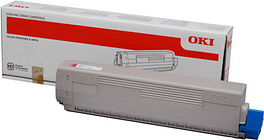 OKI Yellow C831/C841 Toner Cartridge