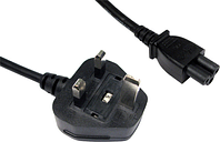10m UK Clover Leaf Cable IEC 5