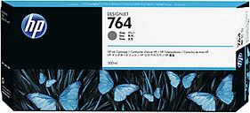 HP 764 300ml Grey Ink Cartridge - C1Q18A