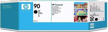 HP 90 Black Original Ink Cartridge - Extra High Yield 775ml - C5059A