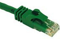 C2G, Cat6 550MHz Snagless Patch Cable Green, 1.5m