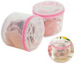 Household Laundry Bags with Zipper Women Stockings Lingerie Bra Washing Bag Wash Protecting Mesh Practical Aid Laundry Bag
