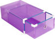 Plastic Clear Drawer Shoe Rack Household Stackable Home Shoe s Box Space Saving Foldable Storage Container Colorful