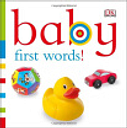 Baby First Words Chunky Baby Board book