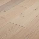 GoodHome Agung Vintage grey Oak Real wood top layer flooring  2.05m² Pack