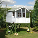 Stork 6X6 Playhouse - Assembly Required