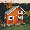 Loft 8X6 Playhouse - with Assembly Service