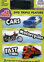 All About: Cars Motorcycles Trains