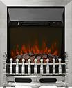 BeModern Bayden 01947X Coal Bed Inset Fire - Chrome