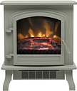 BeModern Colman 27502 Log Effect Electric Stove - Grey