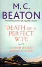 Death of a perfect wife BOOK