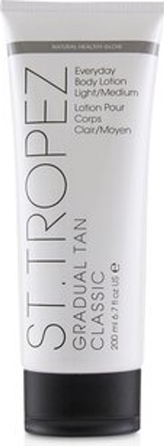 St.Tropez Gradual Everyday Body Lotion Light/Medium 200ml / 6.7 fl.oz.