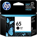 HEWN9K02AN No. 65 SD Original Ink Cartridge, Black