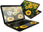 HPPAVG6-Sunflowers Skin for 15.6 in. HP Pavilion G6 Laptop, Sunflowers