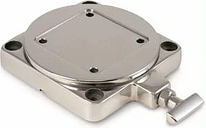 Stainless Steel Low Profile Swivel Base