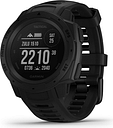 Garmin Instinct Tactical Rugged Outdoor GPS Watch with HRM, Black (010-02064-70)