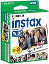 FujiFilm Colorfilm Instax Wide Glossy (2x10) (w magazynie!)