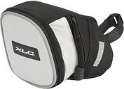 XLC borsa sella Traveller BA-S72 21x11 5x8 cm ca. 1 5 litri (Colore: nero bianco, Taglia: UNI)