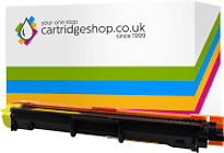 Compatible Brother TN-241Y Yellow Toner Cartridge