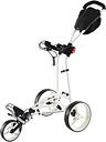 Big Max AutoFold FF Golf Trolley - White