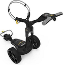 PowaKaddy FX3 Black Electric Golf Trolley 2020 - Extended Lithium