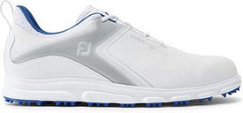 FootJoy Mens Superlites XP 2020 Golf Shoes - White/Grey