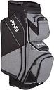 Ping Pioneer Cart Bag 2020 - Heather Grey/Black