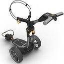 PowaKaddy CT6 EBS GPS Gun Metal Electric Golf Trolley - 18 Hole Lithium