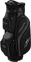 PowaKaddy DLX-Lite Trolley Bag 2021 - Black/Titanium/Silver
