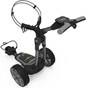 PowaKaddy FX7 GPS Gun Metal Electric Golf Trolley 2020 - Extended Lithium