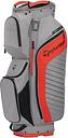TaylorMade Cart Lite Golf Cart Bag - Grey/Orange