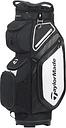TaylorMade 8.0 Golf Cart Bag 2020 - Black/White/Charcoal