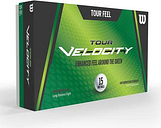 Wilson Tour Velocity Feel Golf Balls 2019